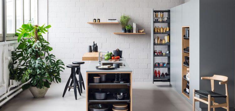 PEKA, herrajes y accesorios para la cocina y el hogar.