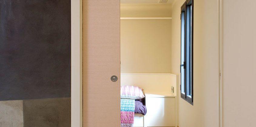 puertas de paso corredera madera con armazon _mekkit3d